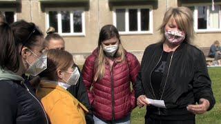 Odborné učiliště uspořádalo Den první pomoci