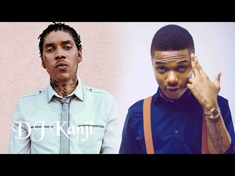 Wine To The Top - Vybz Kartel Ft Wizkid (Official Audio)
