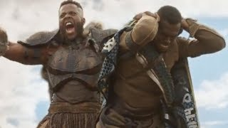 Video The Ending Of Black Panther Explained MP3, 3GP, MP4, WEBM, AVI, FLV Februari 2018