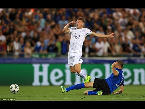 Download Club Brugge 0 x 3 Leicester City ● UEFA Champions League 2016  ● Highlights & Goals HD Mp4 3GP Video and MP3