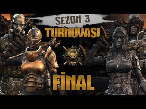 Sezon 3 Takım Turnuvası Finali — Hounds: The Last Hope