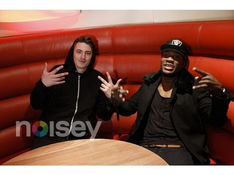 benga - Like This? You Should Subscribe Here Now: http://bit.ly/VErZkw We got old mates, Skream and Benga, to chat to each other in the latest episode of Back and Fo...