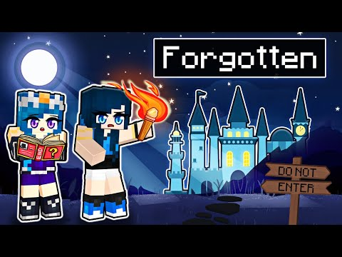 Play this video We ESCAPE the FORGOTTEN Palace in Minecraft!