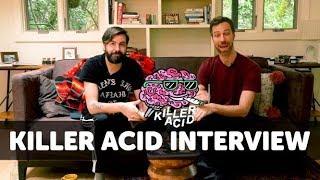 Gary Interviews the Artist Killer Acid by 420 Science Club