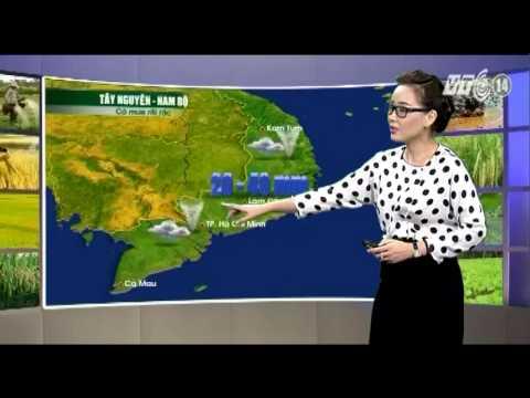 Thời tiết Nông vụ ngày 20.09.2014