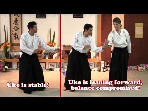 Big Aikido Mistake! Stanley Pranin asks why we allow the attacker to seize the advantage видео