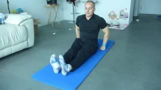 Hamstring Stretching Warm-Up