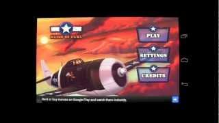 Wings of Fury YouTube video