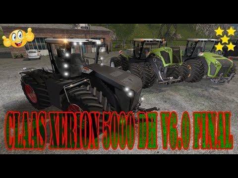 Claas Xerion 5000 DH v6.0 Final