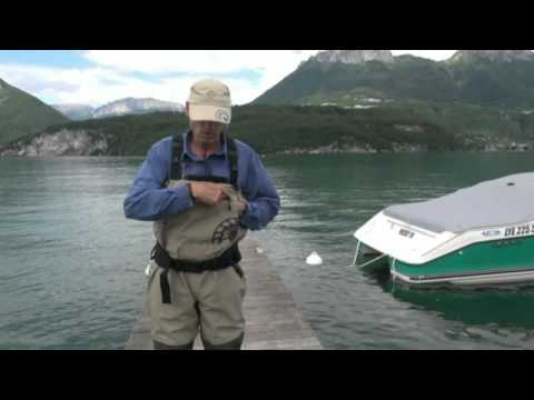 comment reparer waders respirant