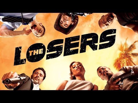 The Losers (2010) Movie Live Reaction!   First Time Watching!   Livestream!