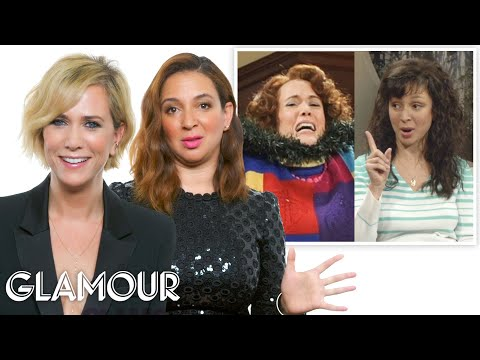 40 Years of Female SNL Stars Share Their Favorite Characters