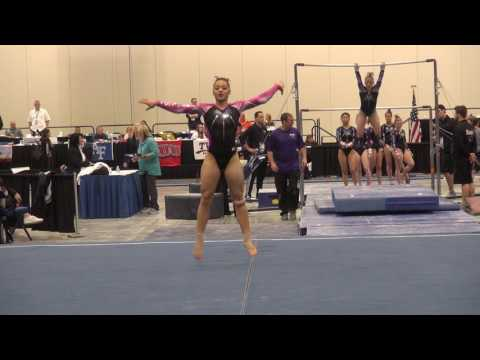 Makarri Doggette, Buckeye  2017 JO Nationals 9.75