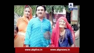 108-year-old Fan Meets Jetha Lal