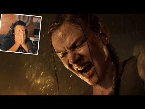 The Last of Us Part 2: New Gameplay Trailer - REACTION! (видео)
