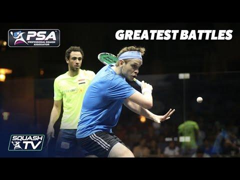 Squash: Ramy Ashour v James Willstrop - Greatest Battles
