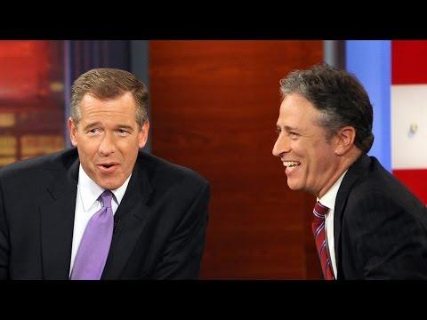 Brian Williams Should Replace Jon Stewart