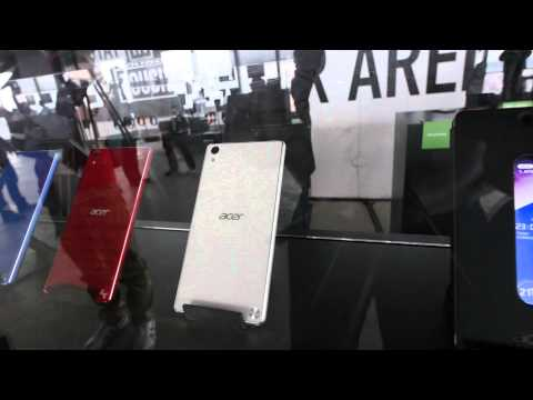 Acer X2 Smartphone Eyes On [4K UHD]