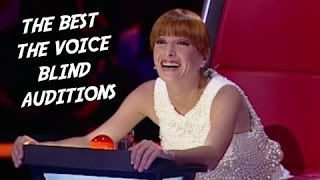 Video The BEST The Voice Blind Auditions GLOBAL - Surprising and Emotional MP3, 3GP, MP4, WEBM, AVI, FLV Agustus 2019