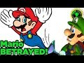 Game Theory Super Mario  Betrayed