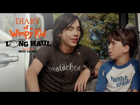 Diary of a Wimpy Kid: The Long Haul (Featurette 'The Bro Code')