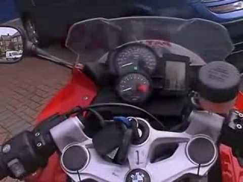 Motorcycle Garage Door Opener