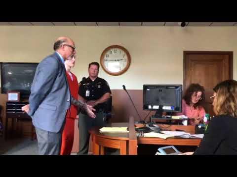 Caleb Pribonic speaks at sentencing