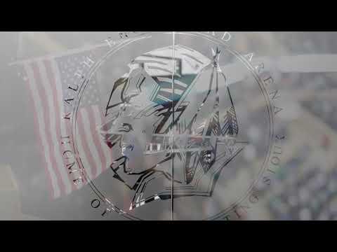The Ralph Engelstad Arena Experience: A UND Hockey Timelapse in 4K.