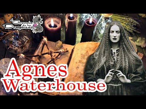 Agnes Waterhouse (Ejecutada por brujería) видео