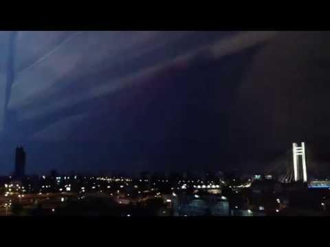 Video Thunderstorm in Bucharest, Romania download in MP3, 3GP, MP4, WEBM, AVI, FLV January 2017