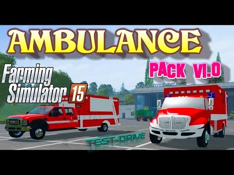 Ambulance pack v1.0