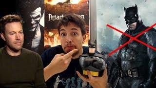 BEN AFFLECK PODRÍA DEJAR DE SER BATMAN. La información de The Hollywood Reporter avisa de que Ben Affleck podría...