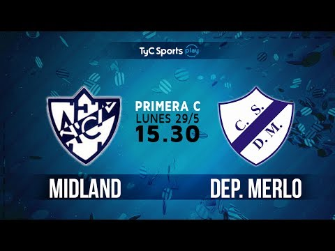 Primera C: Midland vs. Deportivo Merlo | #PrimeraCenTyC