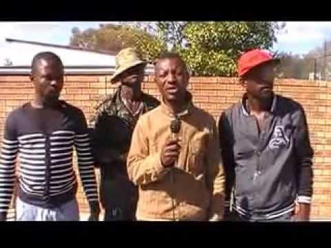 RSA: ROGER LUMBALA attaqué en Afrique du sud par les combattants, 9 collabos blessés.