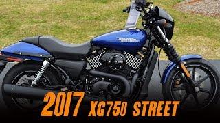 6. 2017 Harley-Davidson® XG750 - Street® 750 Superior Blue