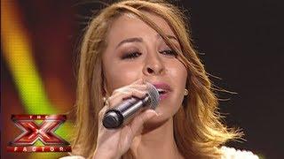 إيمان كركيبو - الفرصة الأخيرة - العروض المباشرة الأسبوع 6 - The X Factor 2013