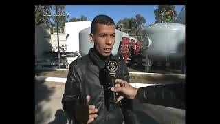 #سيدي_بلعباس / دخول محطة ضخ ومعالجة المياه حيز الاستغلال