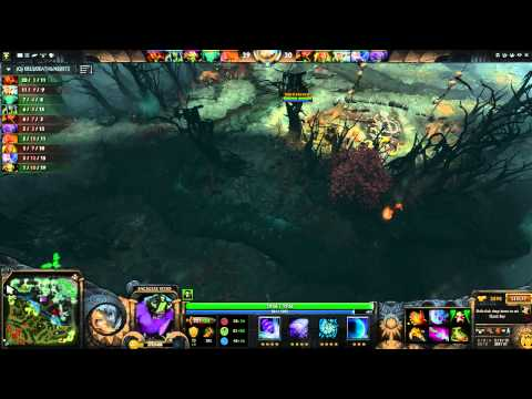 Dota 2 Dendi Playing Void Insane 22-4