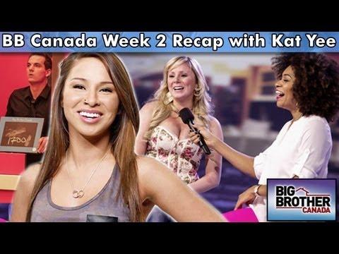 Big Brother Canada Week 2 Recap with Kat Yee