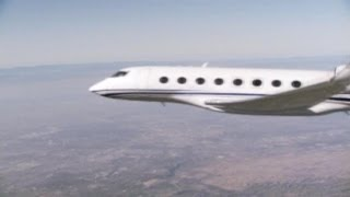 The World's Biggest, Fastest, Priciest Private Jet