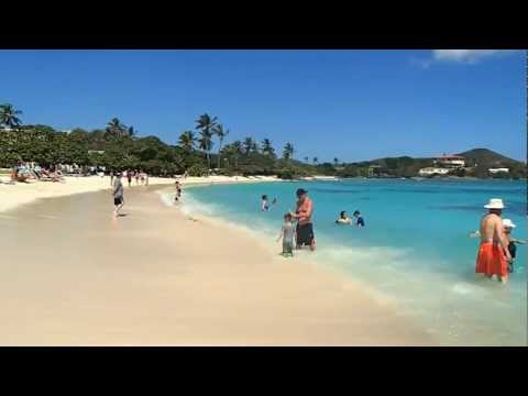 Saphire Beach St Thomas