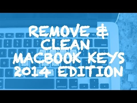 , title : 'HOW TO CLEAN A STICKY MACBOOK KEYBOARD IN SEVEN STEPS 2015 EDITION'