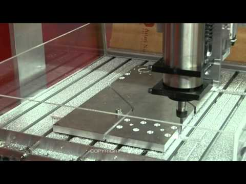 My First Home Built CNC Router UT2