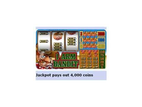 How To Play Slots Game One Arm Bandit