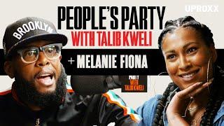 Talib Kweli And Melanie Fiona Talk Drake, Toronto Hip-Hop Scene & Major Label Deals   People's Party