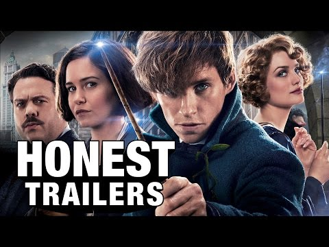 An Honest Trailer for Fantastic Beasts and Where to Find