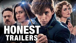 Video Honest Trailers - Fantastic Beasts & Where to Find Them MP3, 3GP, MP4, WEBM, AVI, FLV Februari 2019