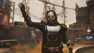 Destiny 2-Gameplay-Premiere – Clans und Guide-Spiele [DE]