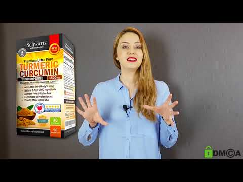 Turmeric Curcumin with Bioperine 1500mg – Don't Buy it Until You Watch This!