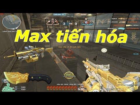 Sức mạnh của AK-47 Buster phiên bản Gold - Tiền Zombie v4 - Thời lượng: 10:16.